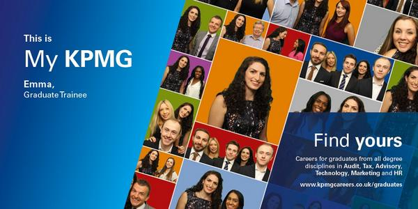 We're coming to a university near you! Check out our exciting new events – sign up now http://t.co/7R4z7ckkKA #MyKPMG http://t.co/wNSFBk6jPJ