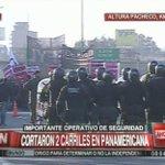 #AHORA #TransitoBUE: Cortaron dos carriles de Panamericana en el km 31 altura El Talar, mano al norte http://t.co/zg4IBG1s6f