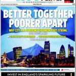 #periodismo Las tapas del día en UK por referéndum de independencia en Escocia http://t.co/Edcb3yn6s8