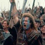 Esta película hizo mas x la independencia q todos los Escoceses juntos. http://t.co/vF6jR3om1Z