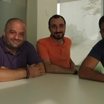 Meet the #geeks behind the birth of #AbsoluteGeeks. http://t.co/ODc0bC7SKp @BiGsAm @Khaledtron @jarofjuice #UAE http://t.co/UkQORxfst2