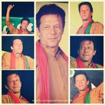 The conered Tiger is Rising.The leader of people #Imranliving Legendary ♥♥♥ @ImranKhanPTI @SajidaBalouch http://t.co/3plX2C252j