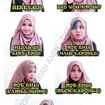 Dear Sisters, this is the right way to wear the Hijab. ☺️ http://t.co/d1iCr3qWWi