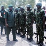 """@YNaija: 15 Soldiers get 4-years jail sentence for refusing to fight Boko Haram http://t.co/Ht6midteNb http://t.co/gWhdtGbjqv"""
