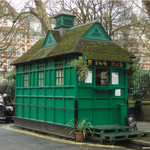 Love having these cabmen shelters in #London. Volunteer, donate or visit to help keep them http://t.co/azoy4WYVal http://t.co/4fnKfljPF0