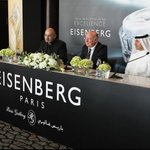 #EISENBERG, premier #French #skincare and #perfume brand, launched in the #UAE, #exclusively at #ParisGallery. http://t.co/VP4fIvY423