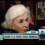 [AHORA] #Visión7: Adiós a la gran China Zorrilla http://t.co/EeN5A0m15V http://t.co/1ruLHxOpeT
