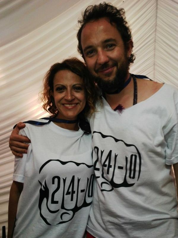 """""""@jbedoyalima: A esta hora ya llevamos 7 horas y media de concierto por la vida @24_0 desde Tumaco @CesarLopezmusic  http://t.co/Ju4HCGerIv"""""""