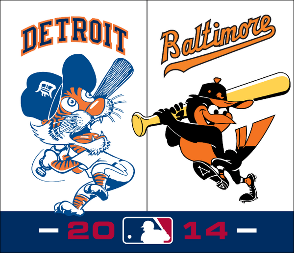 @UniWatch @PhilHecken RT @toddRadom: Vintage Tigers and Orioles swinging mascots both had good form: http://t.co/XQXSw4GSKM