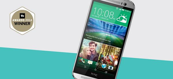 #iPhone-what? #Galaxy-who? T3's 2014 Smartphone of the Year is the #HTCOneM8. #t3awards http://t.co/pxDrwFd7OG http://t.co/rdYd0cv3ua