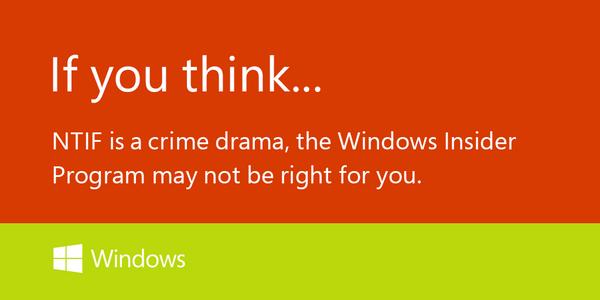 Is the Windows Insider Program right for you? #Windows10 http://t.co/9v4J7CIvaV