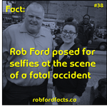 RT @LarryWeiss3: The person standing next to #RobFord should be embarrassed and regretful. #topoli http://t.co/9xUXm4wgph