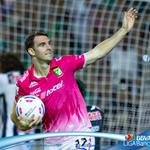 #Min57 LEÓN 1 | 1 MTY Así festejó @MauroBoselli el empate de la Fiera ¡Buen partido en León! #SienteTuSalud http://t.co/aCCiaTdq0P