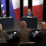 RT @TexasTribune: Full video of tonights debate between @GregAbbott_TX & @WendyDavisTexas is up: http://t.co/kHQFnYP2kB #TexasDebates http://t.co/3h6sX6igBA