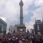 RT @Arcadeleer: Protestan estudiantes del IPN en el Ángel http://t.co/IJ4zOJ9loU #TodosSomosPolitecnico #TodosSomosIPN http://t.co/fAvLiy70rU