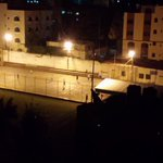 A group of #gaza youth Playing football. Its 1:00am and they seeks for some entertainment. We have right to live ???? http://t.co/HzXEPUZoKh