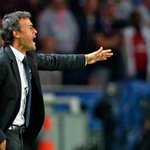 "RT @FCBarcelona: .@luisenrique21 ""Favourites have to prove it on the pitch"" #FCBLive #UCL #PSGFCB http://t.co/nxw9j5ZV1y"