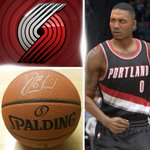 RT @EASPORTSNBA: We're giving away a @Dame_Lillard signed rock tonight and giving y'all some new #NBALIVE15 gameplay tomorrow.  RT!!!