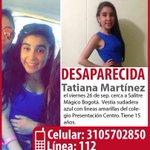 RT @diegomolanovega: Tatiana Martínez tiene 15 años y desapareció el pasado viernes, comparte la imagen y ayúdanos: #EncontremosaTatiana http://t.co/TLZCf7YxPr