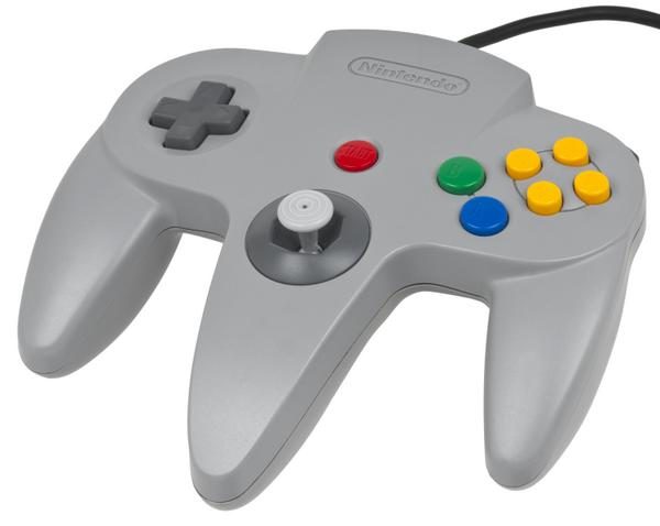 GameStop (@GameStop): Happy 18th Birthday, #Nintendo64! What was your favorite N64 memory? http://t.co/V859otr0AS