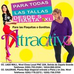 @attractivemoda #NoTieneMedida ven a → LAGO MALL →GALERÍAS PB y 2do. piso • Todas las TALLAS desde la ★S hasta 5XL★ http://t.co/AiYCzIsMAB