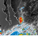Lluvias fuertes a muy fuertes sobre el centro y sur de Sinaloa, occidente de Durango y Nayarit en las próximas horas http://t.co/mqNQcug7wu
