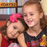 This super sweet moment between two sisters made us happy today! http://t.co/mU4TG5GlJq #100happydays #Day92 http://t.co/Nkq0GyLnXp