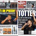 """RT @mama82552836: """"@romanewseu: Il Mirror e la Gazzetta dedic le prime pag a Francesco #Totti!!! http://t.co/upV6OTizJY"""" Il mirror esce fuori dal raccordo?"""