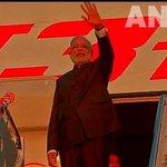 RT @ANI_news: Washington DC : PM Narendra Modi waves as he leaves for India http://t.co/pBm7wHSw3F