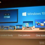 【9どこいった】マイクロソフトが「Windows 10」を発表!「9」はなぜか欠番 http://t.co/Go5Xhc56EJ スタートボタンが復活するそうです。 http://t.co/rjlAkYG4sg