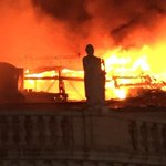 RT @NicolaFurbisher: So farewell a great #Leeds landmark. Shocking. RT @ACOWestYorkFire: More #Leeds fire images http://t.co/9hBo2HSuhH