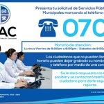 ¿Tienes alguna sugerencia o reporte? ¡Comunícate al 070! #NuevLaredo #Tamaulipas http://t.co/EmfGONCr4C