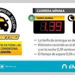 RT @emov_ep: El uso del #Taxímetro en todas las unidades de taxi convencional es OBLIGATORIO. http://t.co/DwjGk3QhaW