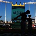 RT @Athletics: Less than an hour away from #postseason baseball. #OAKtober http://t.co/kIEiAqueXz
