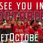 RT @Angels: REMINDER: #ALCS tickets go on sale tomorrow morning at 10am PT, online ONLY at http://t.co/FBIqHc5aec #GetOctobeRED http://t.co/joL4OCjeAU