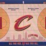 So that Cavs floor video? Heres the rumored design, complete with badass CLE skyline. http://t.co/gB28lQUheO