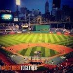 RT @SFGiants: #SFGiants Batting Practice under the lights #OctoberTogether http://t.co/jb2IyAGzfI