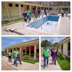 OBRA | 100mil personas anualmente recibirá el nuevo Centro Hidrológico de Aragua. @TareckPSUV http://t.co/qO7m7bto9R
