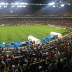 Y se llenó el Jalisco... Así luce hermoso.. Buen juego al Mediotiempo Atlas 1-0 Queretaro.. http://t.co/MdEDVbOjb2
