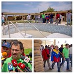 OBRA | Centro Hidrológico de Aragua será modelo en Venezuela #SaludPotencia. @TareckPSUV http://t.co/SUQi35pGCa