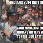 RT @BrownsMemes: Here are some #Indians memories from the past season. This raises the question of why wasnt he hitting more? http://t.co/XYk7yCq1UL