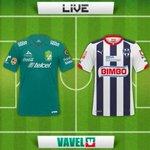 ¡Arranca el partido! @clubleonfc vs @Rayados en el Estadio León http://t.co/HJzgownsaw http://t.co/c4qVYNsTwC