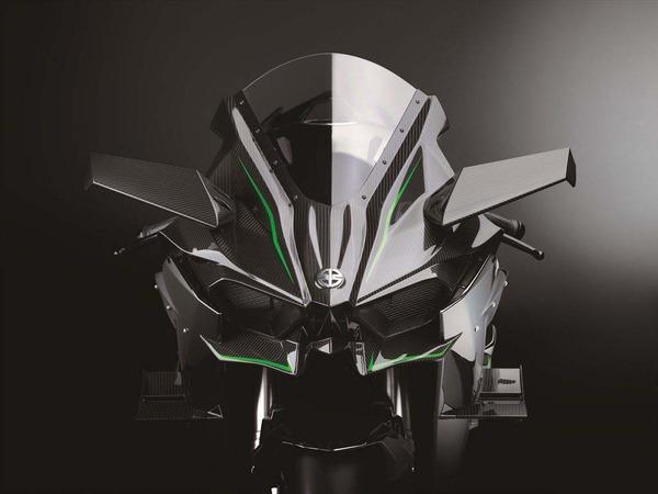 カワサキの新しいバイクがどう見てもメガトロン http://t.co/r3fzft0PeX