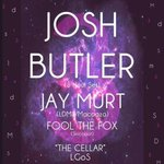 @joshbutlermusic @JayMurt @FoolTheFox #liverpool #house #techno #party #October @LiverpoolGuild http://t.co/Cn2dORhQLl