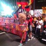 Beijaço na Av. Paulista contra a declaração homofóbica do candidato Levy Fidelyx http://t.co/aWzVo4PjvK http://t.co/nblspJcOSn