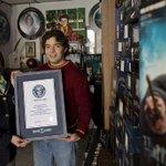 RT @Estadao: Mexicano tem a maior coleção de itens de Harry Potter do mundo; veja http://t.co/xpJcOyJcCR http://t.co/cM2bmdDmj1