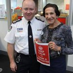 Wishing Dame Marie Bashir the very best on her last day as Governor of NSW. Thank you for 13 yrs of dedicated service http://t.co/abnZuvEv4W