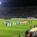 Ya en el Glorioso Estadio León @clubleonfc vs @Rayados http://t.co/YKecgnfI7A