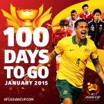 Today is 100 days to go until the @afcasiancup. Theres 7 #Sydney games including the final http://t.co/hv3Rf4H87o http://t.co/DNREYEzmUO
