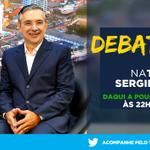 RT @WalterCosta_aju: @EduardoAmorimSe convida: Assista ao debate entre os candidatos ao Governo do Estado na @tvsergipehdtv em instantes http://t.co/Bg1RcQfC8P